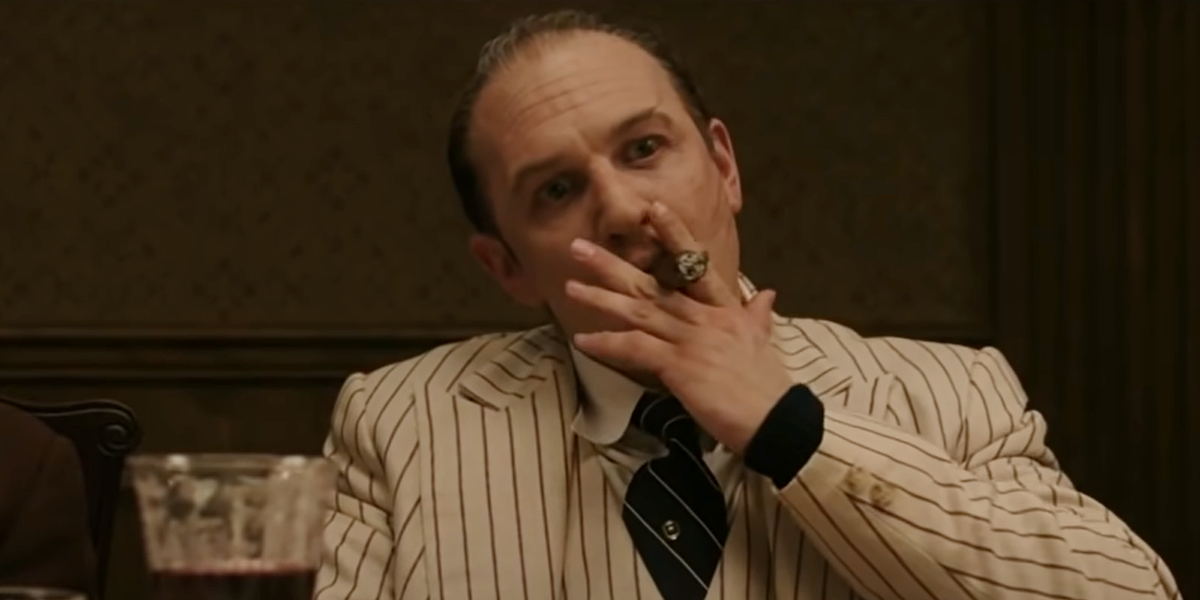 Tom Hardy And Capone S Director Are Teaming Up Again For A Tv Show Cinemablend