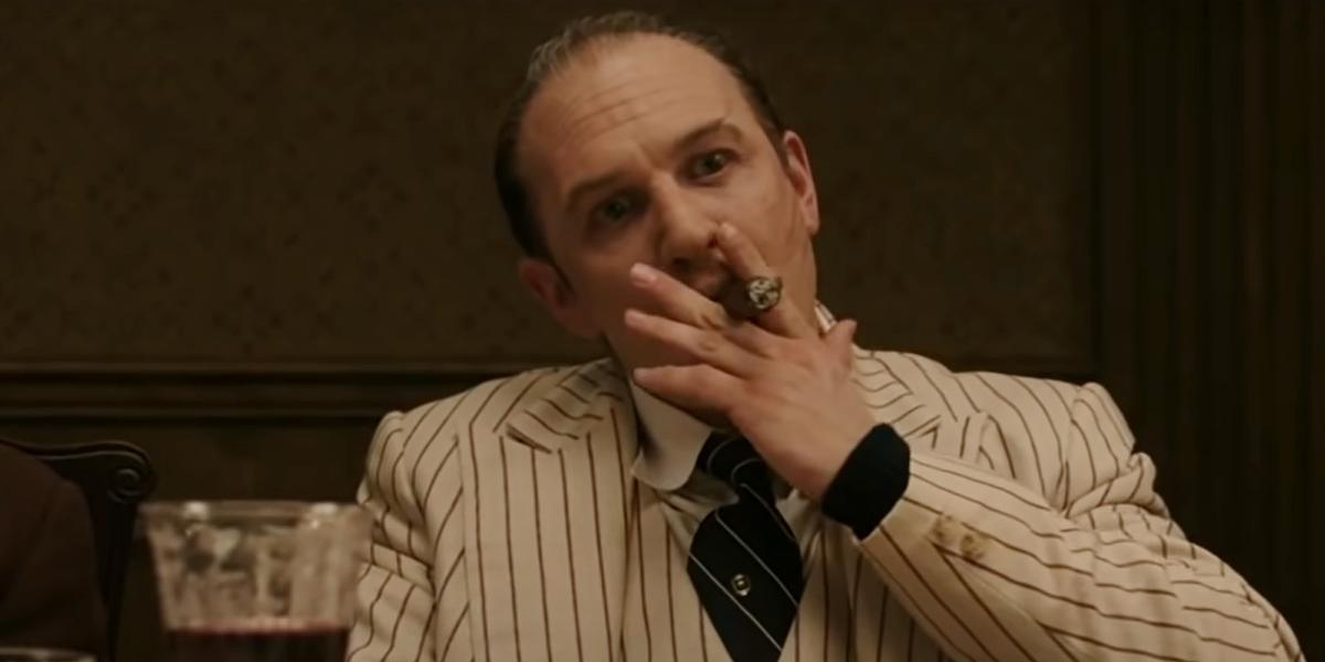 Capone Al Capone Tom Hardy