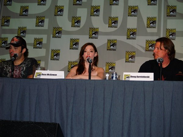 Comic Con: Red Sonja Panel In Detail #190