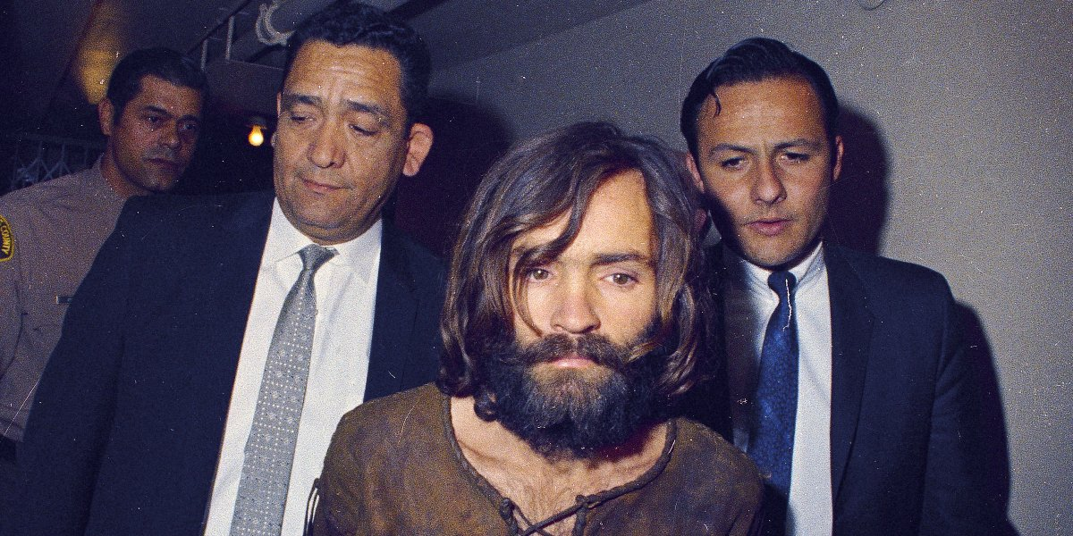 Charles Manson in The Seventies