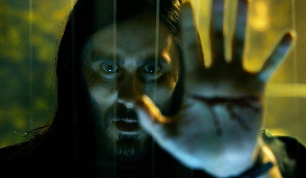 Jared Leto as Morbius in 2021 Sony film