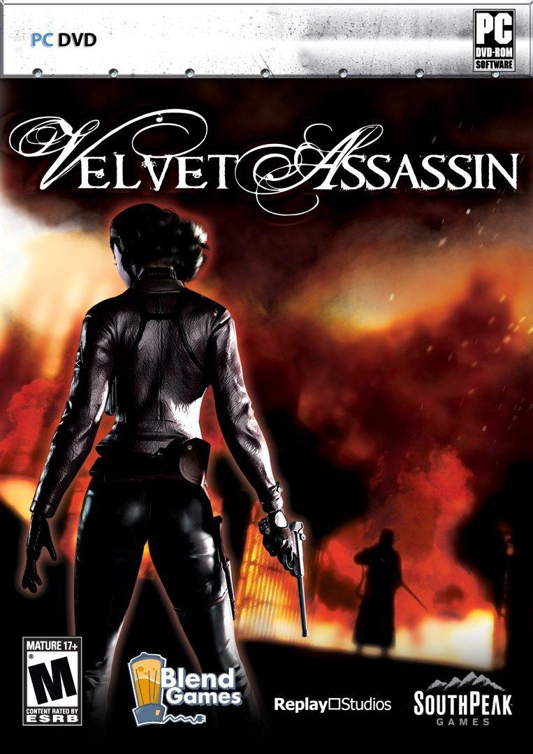 Velvet Assassin Final Box Art And Graphic Novel Images #5614