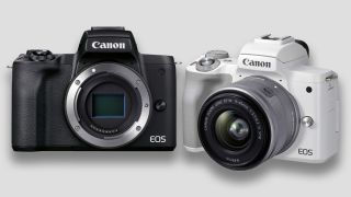 Canon EOS M50 II arrives… and it's a disappointingly light refresh