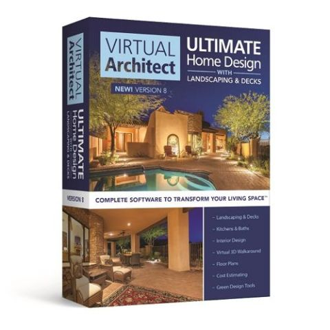 Virtual Architect Ultimate Home Design With Landscaping And Decks Review