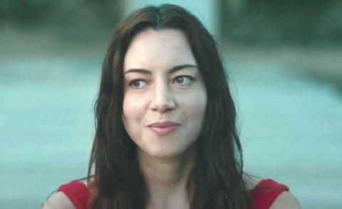 Aubrey Plaza in 'Black Bear'.
