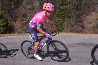 EF Pro Cycling's Tanel Kangert
