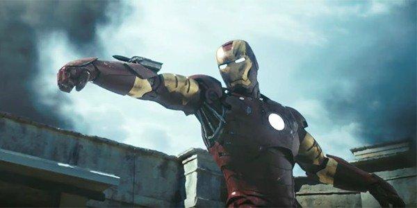 Iron Man Tony Stark Robert Downey Jr. Marvel