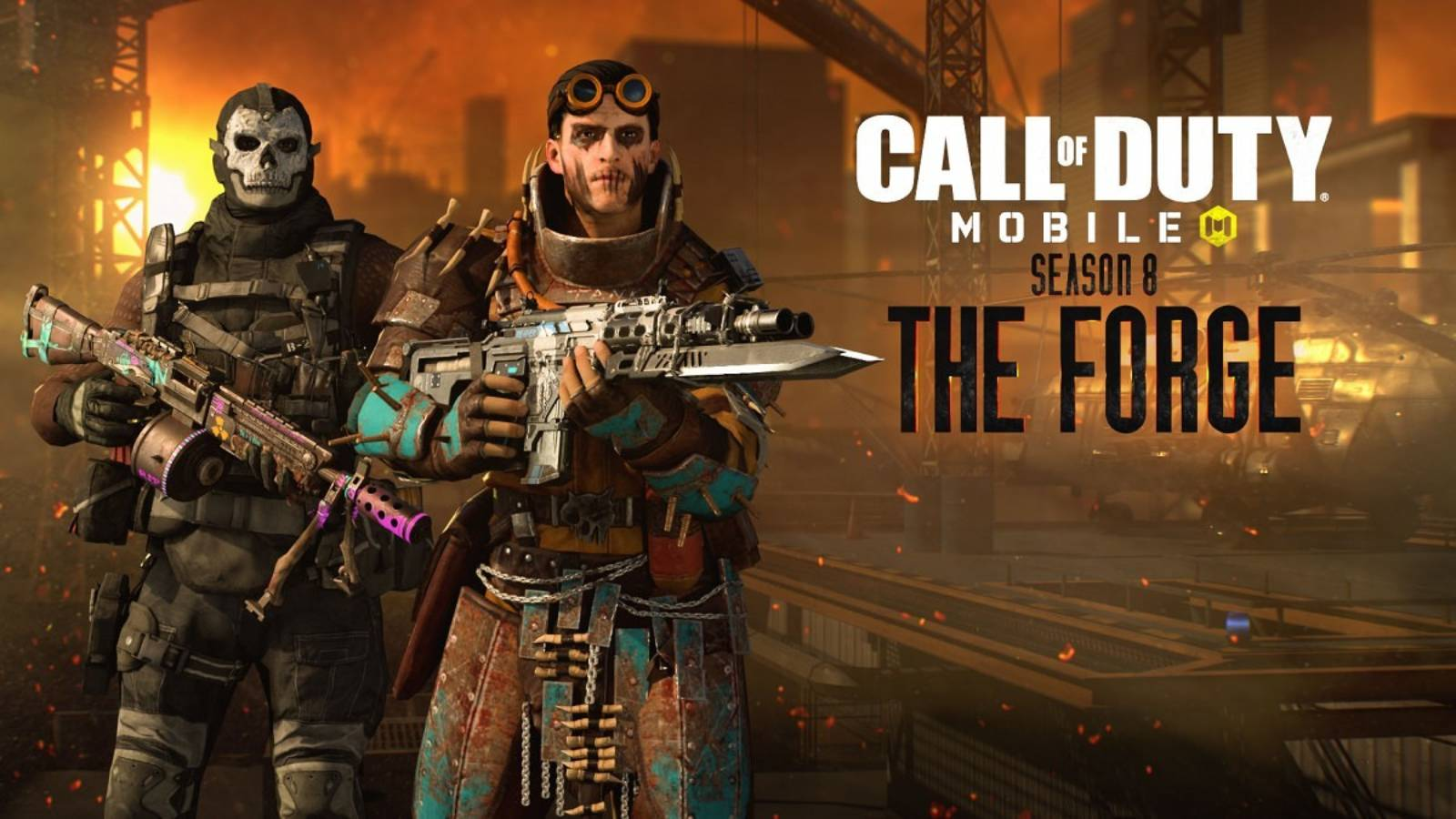 Call Of Duty Mobile Season 8 Start Date Characters New Modes And Battle Pass Techradar