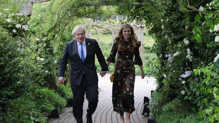 boris and carrie