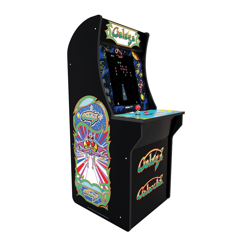 You can buy an Arcade1Up retro arcade cabinet for less than the cost
