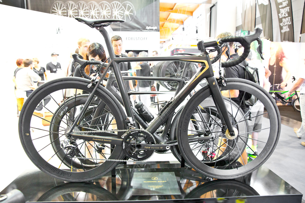 The £18k bike: find out why the Lightweight Urgestalt is so expensive