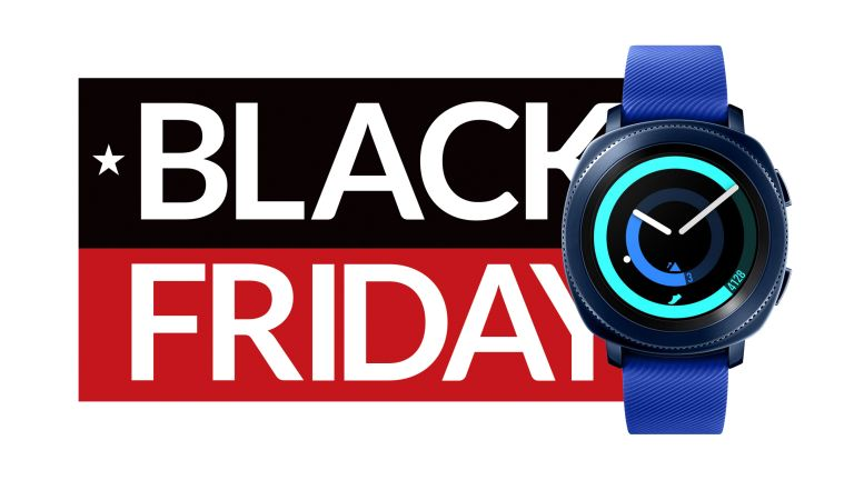 Samsung smartwatch Black Friday sale