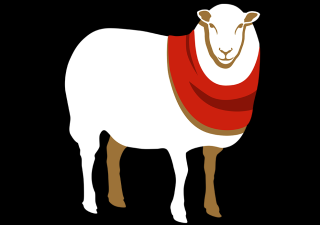 Sheep scout is king of scouts.