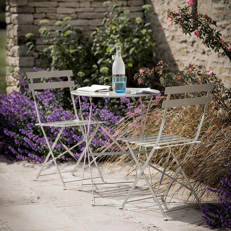 Painting Metal Garden Furniture Real, Best Spray Paint For Metal Outdoor Furniture Uk