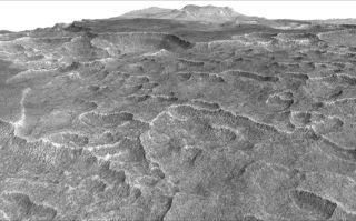 Scalloped Depressions on Mars
