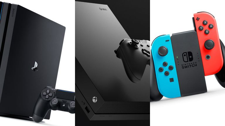 PlayStation 5, Xbox Two, Nintendo Switch 2