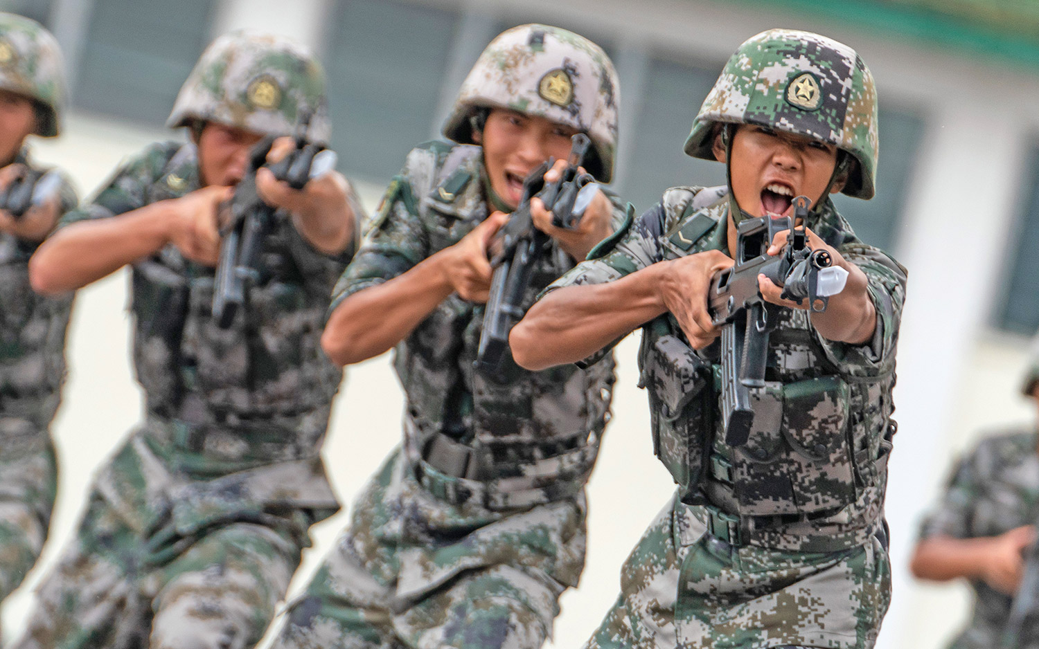China's New Laser Gun Can Zap You with a Silent, Carbonizing