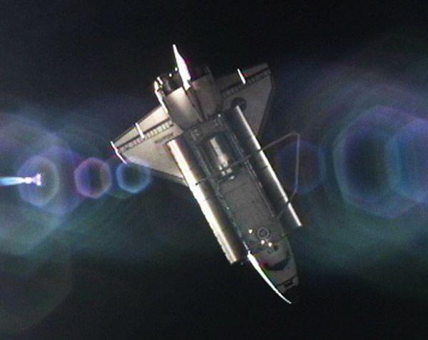 space shuttle mission landmark accomplishments - photo #6