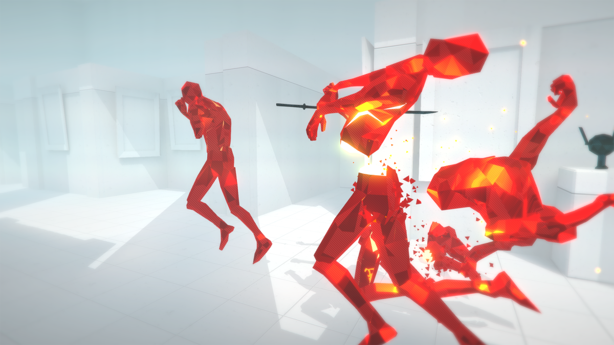 Bullet time twisting PC hit Superhot looks to stealth dropping on Nintendo Switch later today
