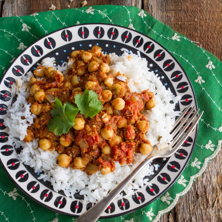 Photo of Chana Masala