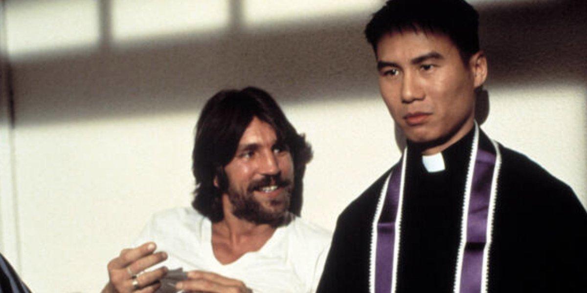 Eric Roberts and B.D. Wong on Oz