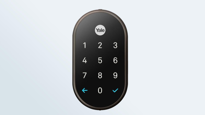 Best smart lock: Nest X Yale
