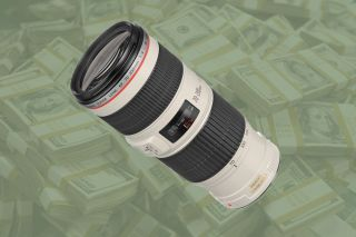Save $300 on the Canon EF 70-200mm f/4L IS USM in this incredible deal!