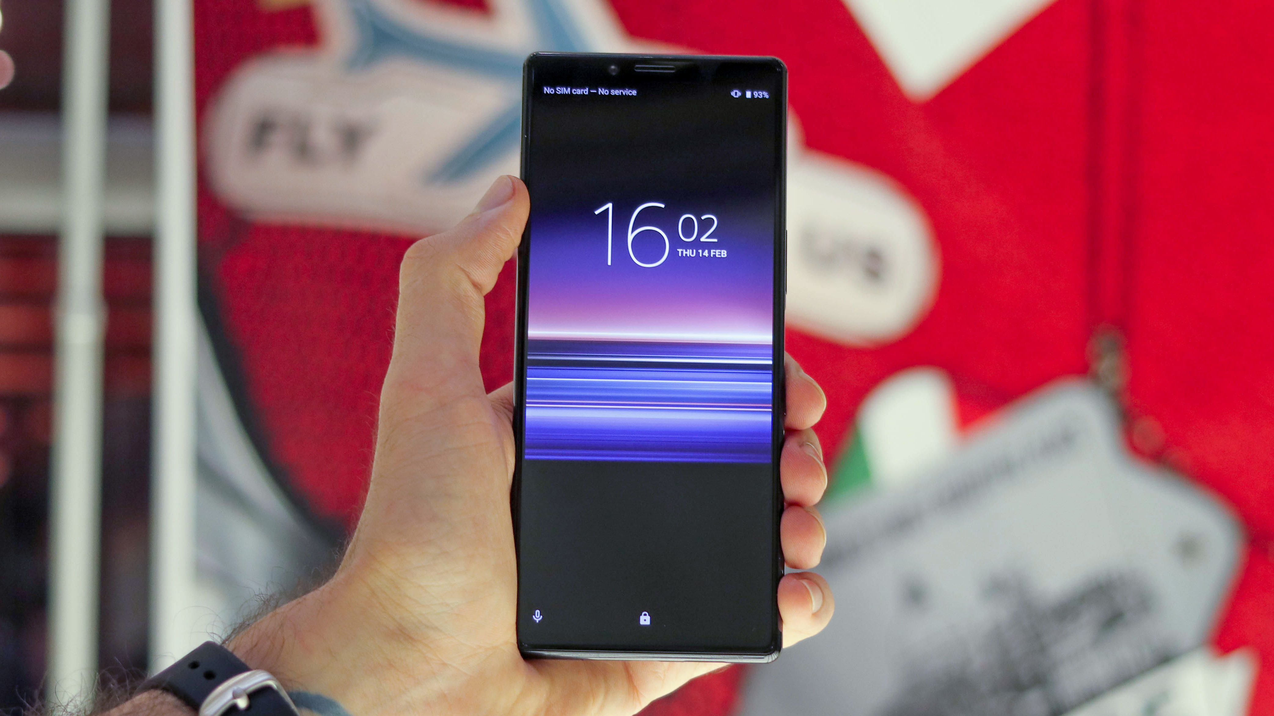 3abb4f4330 Sony Xperia 1 first look  our early thoughts on the latest Xperia flagship
