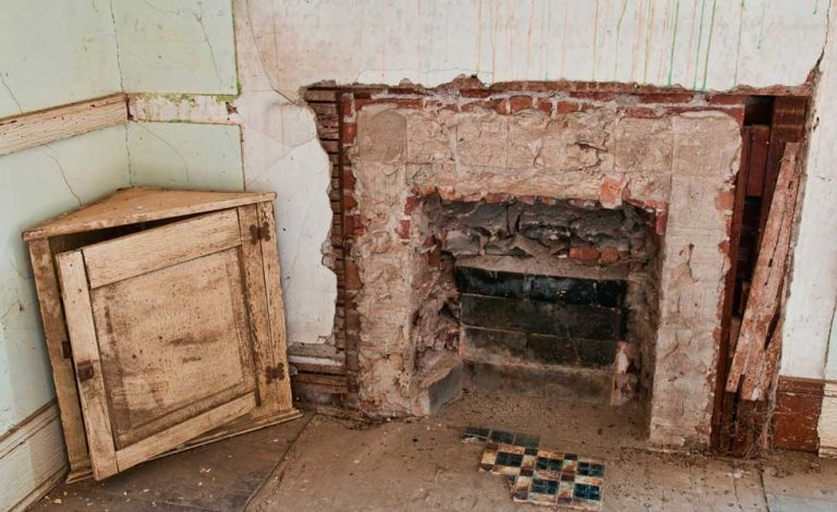 How To Reopen A Hidden Fireplace Real Homes