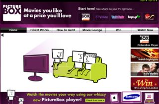 PictureBox launches movies-on-demand player for Samsung