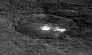 Ceres' Occator Crater