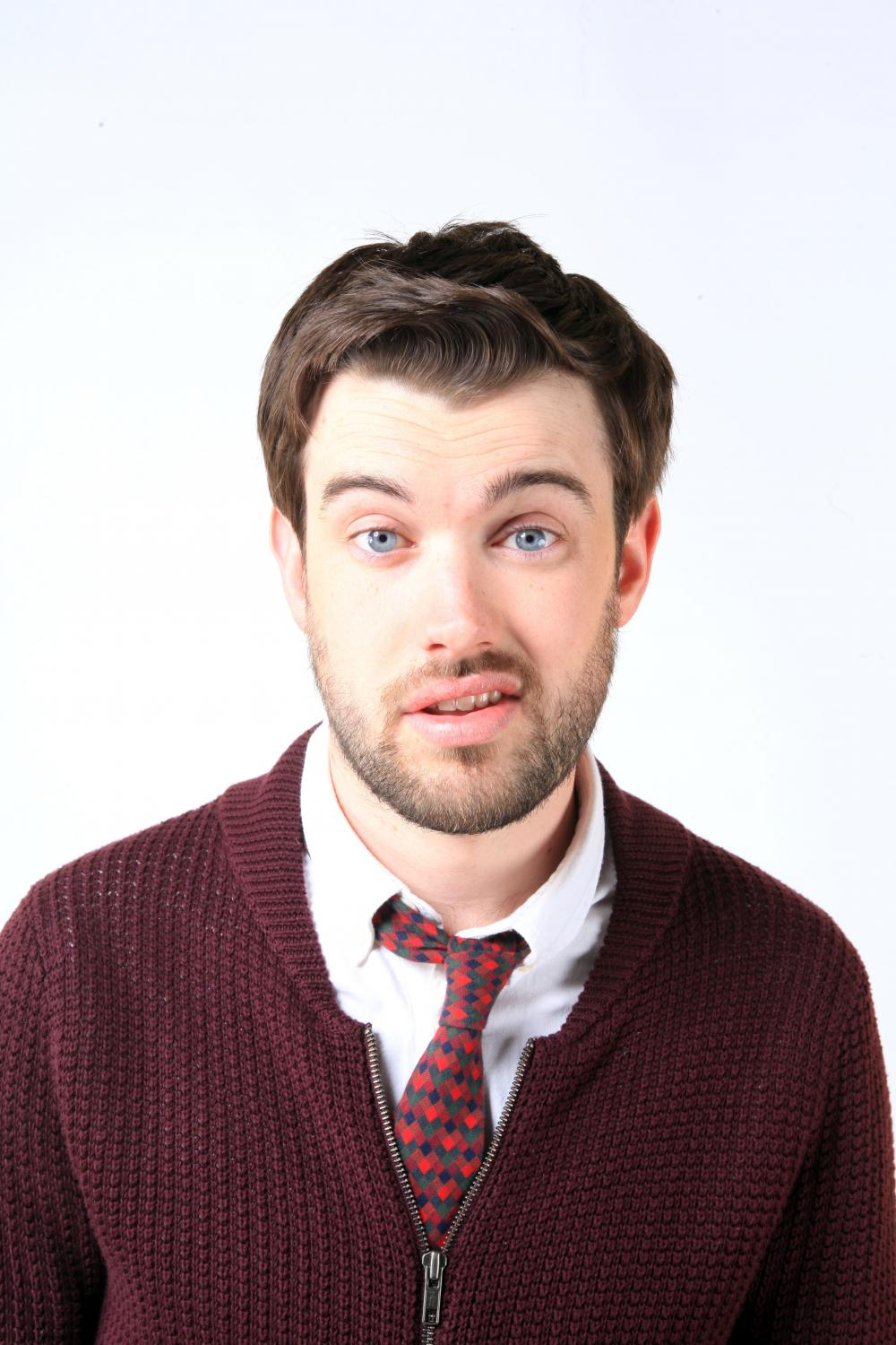 Jack Whitehall I M Naked In Front Of The Whole School News Tv News What S On Tv