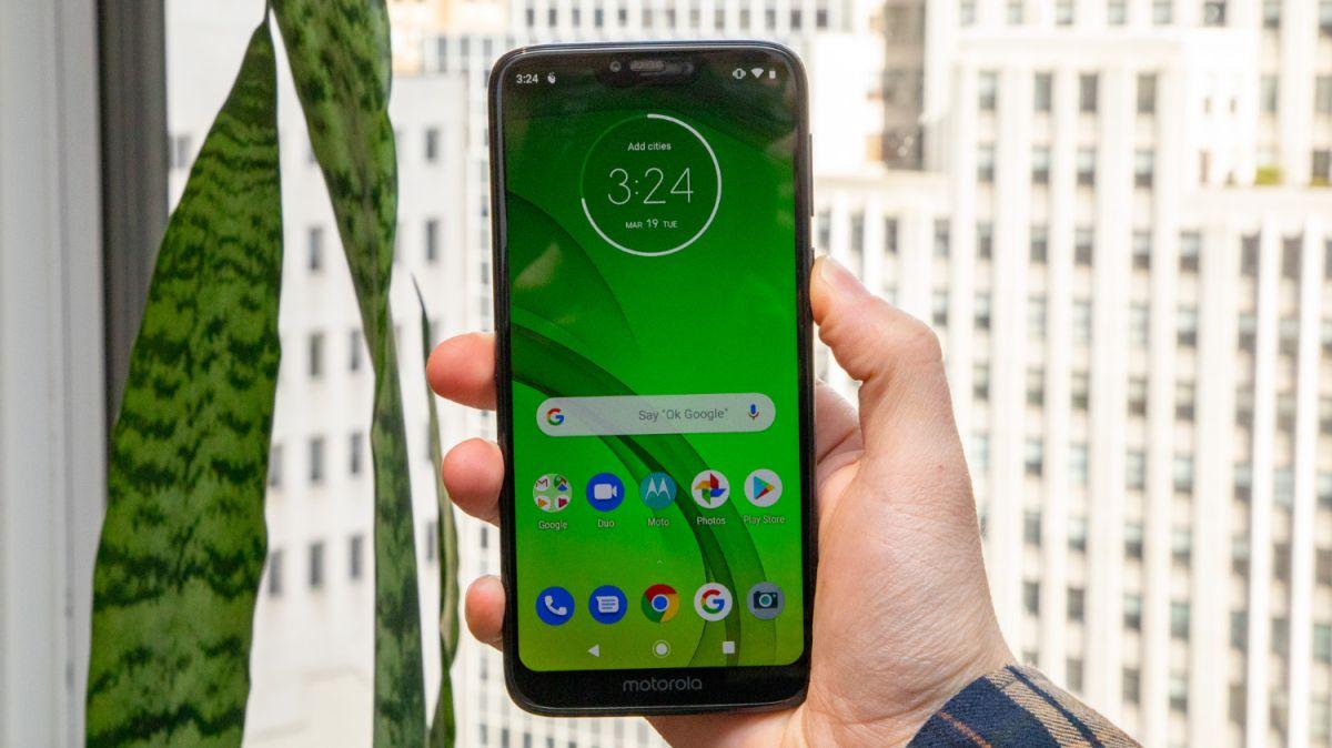 Motorola's Long-Lasting G7 Power Gets a Price Cut