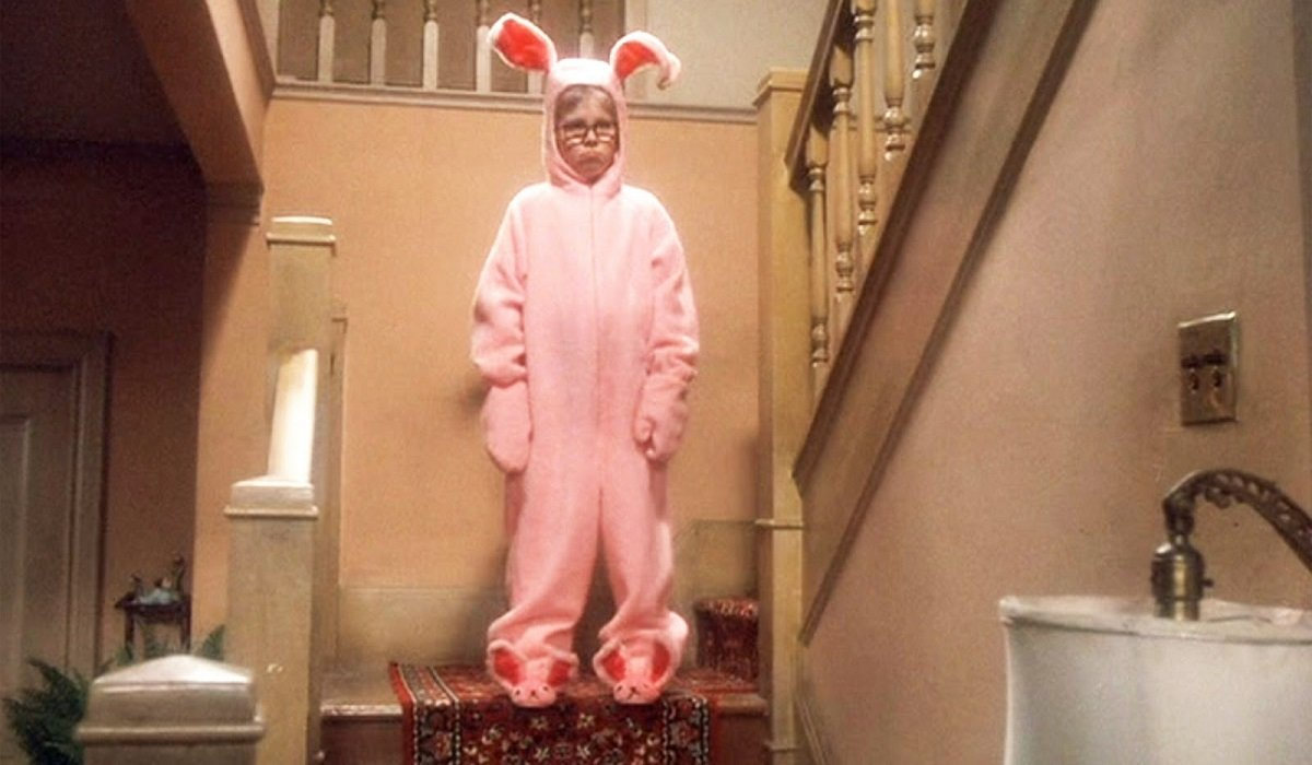 Ralphie Bunny Suit A Christmas Story