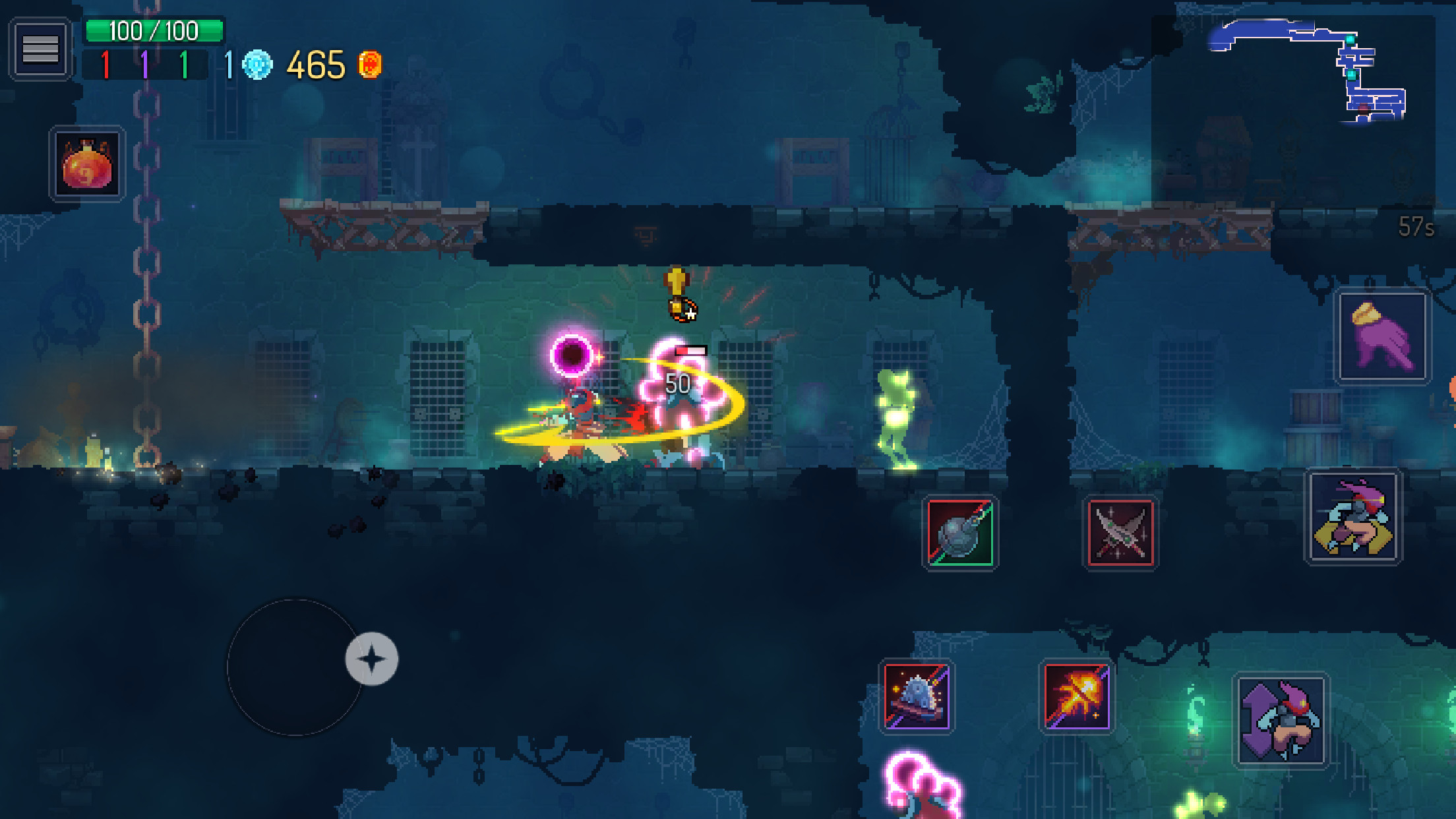best android games: dead cells