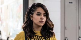 Trini at school in Power Rangers