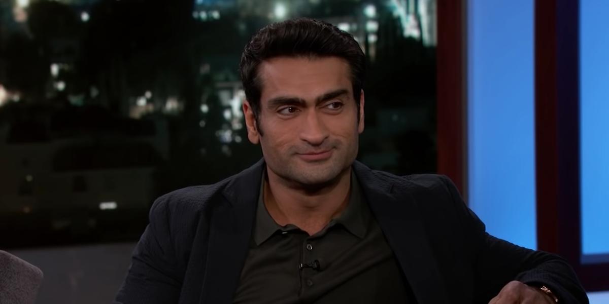 Kumail Nanjiani on Jimmy Kimmel