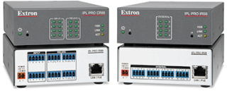 Extron Ships Two IP Link Pro Control Processors