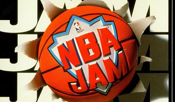 NBA Jam cover from Super Nintendo