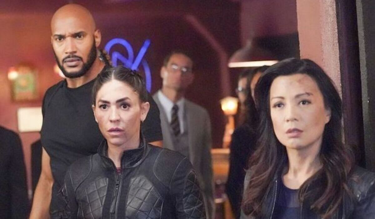 agents of shield series finale  mack yo yo may