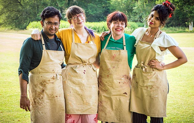 The Great British Bake Off (2018) Episode 9