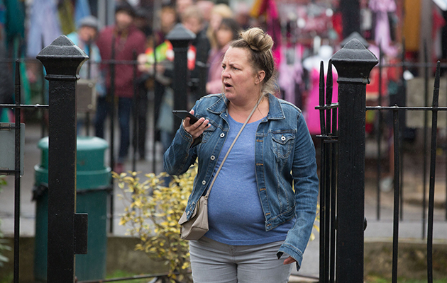 EastEnders Karen Taylor