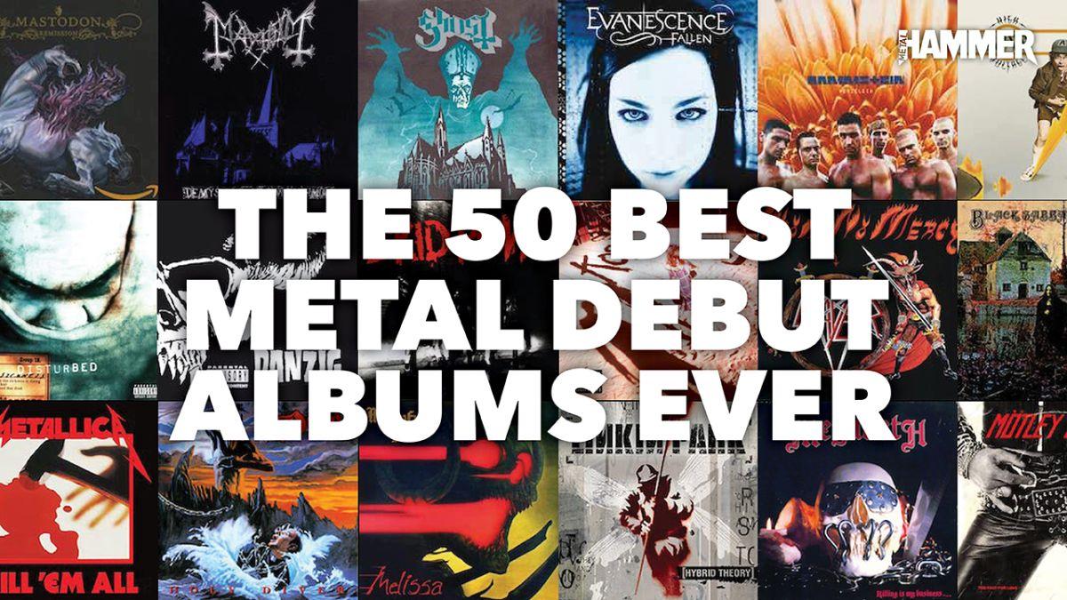 The Top 50 best metal debut albums ever