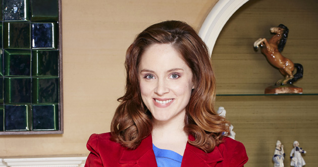 Sophie Rundle plays Steph in Brief Encounters