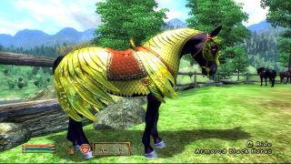 Oblivion's horse armor
