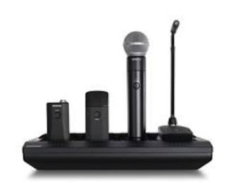 Shure Microflex Wireless Microphone Systems Are Shipping