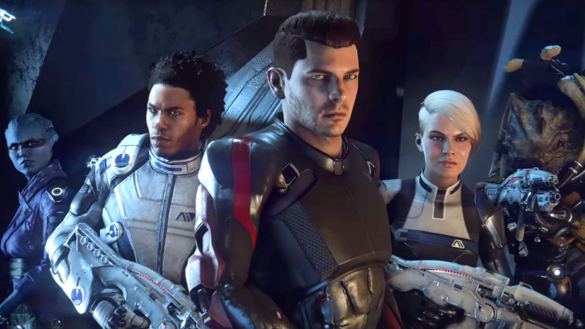 """It's official – 92% of us are Paragon dogooders that always play as """"the good guy"""""""