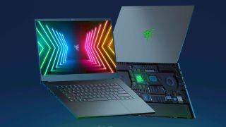New Razer Blade gaming laptops