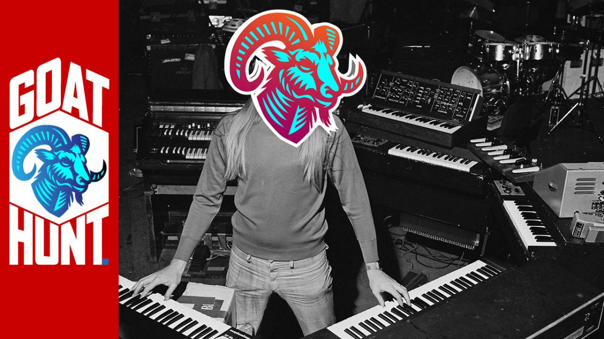 The greatest keyboard players pre-1980 revealed