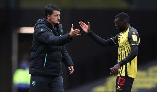 Watford: MF Ken Sema, Manager Vladimir Ivic